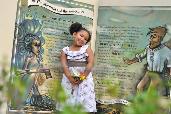 Jasmine Gradney | Graduation-Kindergarten