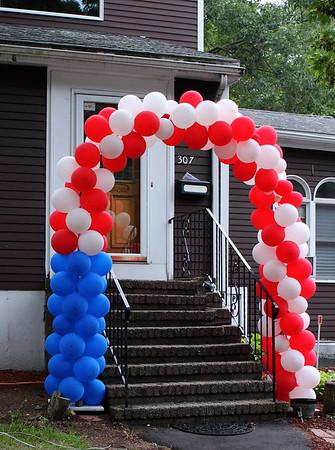 8-15-17 Balloon arch