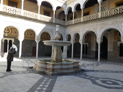 2018-04-18 - Casa de Pilatos in Seville, Spain