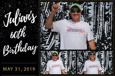 Julian's 60th Birthday