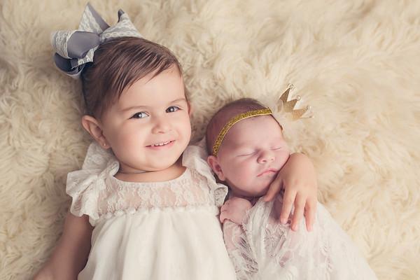 Sofia Gonzales Newborn session