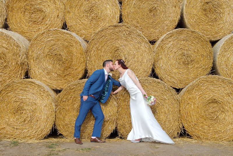 Farm themed Wedding
