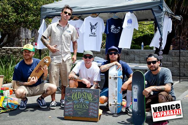 05.17.14 Venice Beach Surf N' Skate Festival