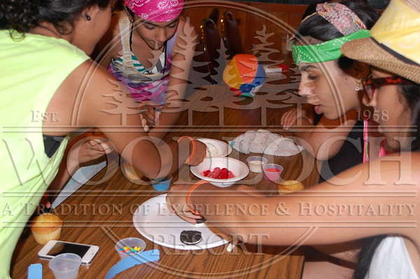 June 30 - Cupcake Wars