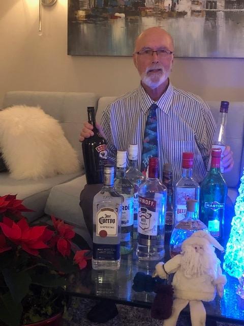 First Day of Christmas - Christmas spirits