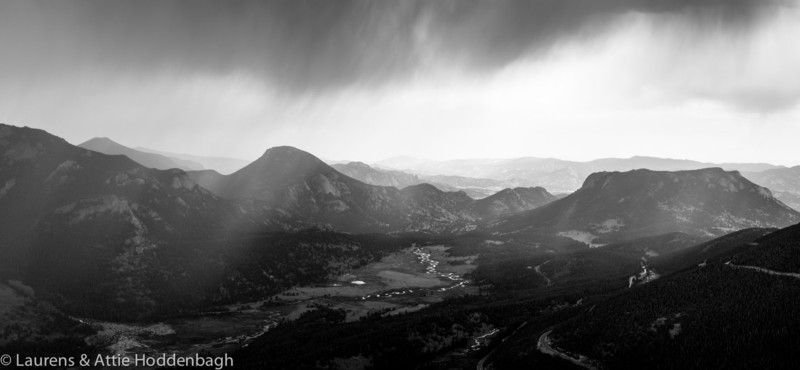 Rocky Mountain National Park near Estes Park  Filename: CEM005507-13-Thunderstorm-RMNP-CO-USA-EDIT.jpg