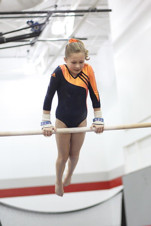 Afternoon Session- Uneven Bars