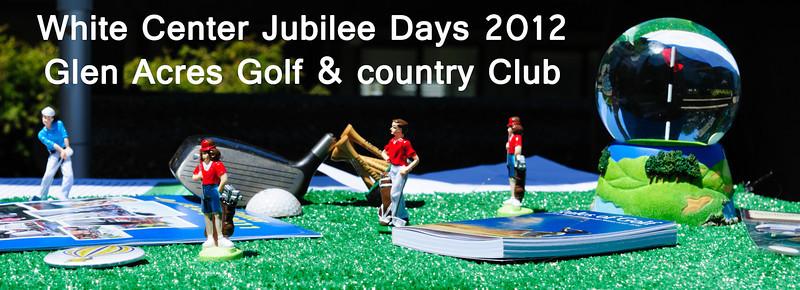 2012 Jubilee Days Golf Tournament