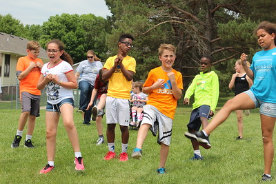 Humann Elementary Field Day