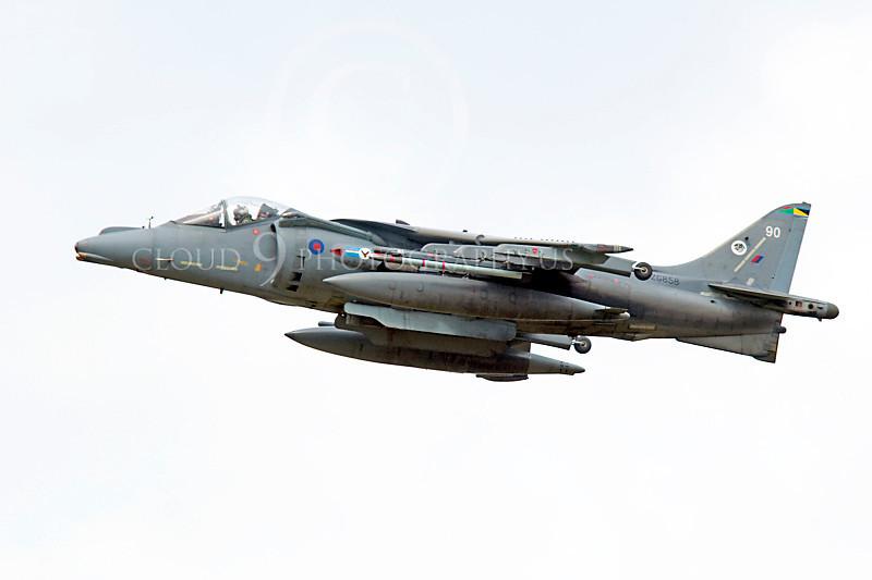BAE Harrier 00054 BAE Harrier British RAF ZG858 by Alasdair MacPhail.JPG
