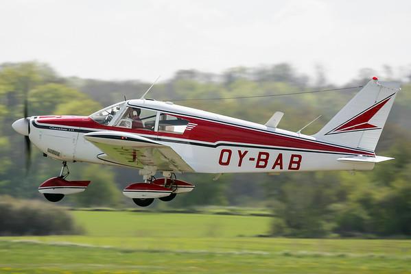 OY-BAB - Piper PA-28-235 Cherokee