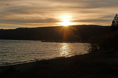 Sunrise & Sunset at Lake Tahoe