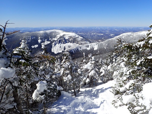 3/18/2018 Mt Lafayette, Lincoln, and lil haystack