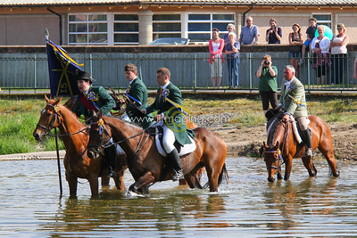 Common Riding Friday, Dipping & Proclamation, 2013