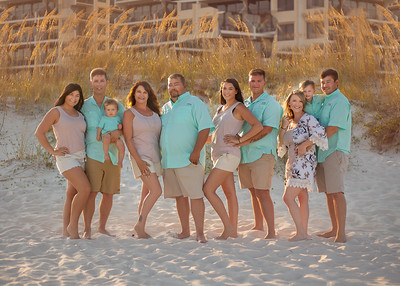 Michele Crawford Family
