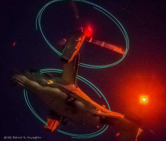 2015 October 10 Osprey Night Drop