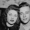 Dick w/his first wife, Shirley
