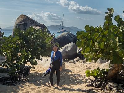 Virgin Islands aboard Extasea2