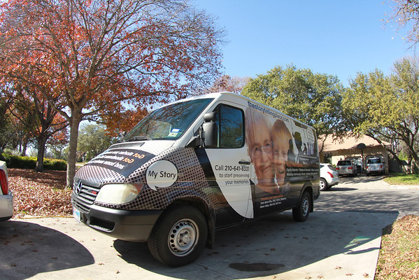 The My Story eMotion Van