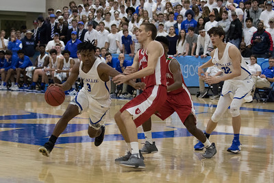 Basketball - McCallie Vs. Baylor (varsity)