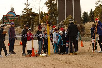 Archery Biathlon - Kids Race