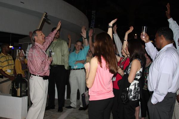 2011 SEG Sales Conference Reception