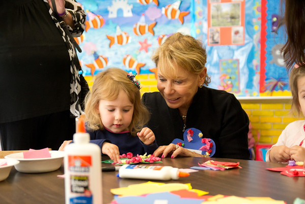Grandparents Day in Preschool and JK