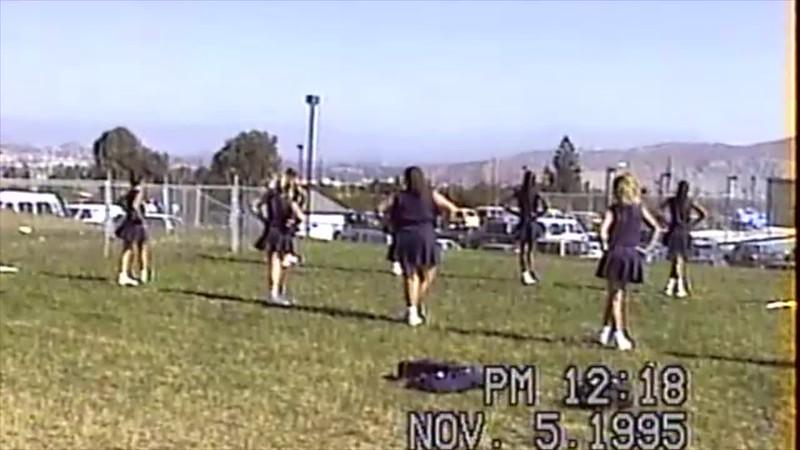 Cheer Comp 1995