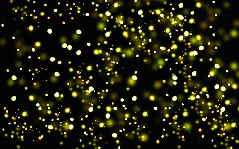 Fireflies overlay