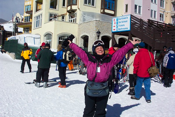 Vail Skiing 2008