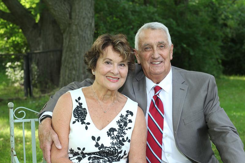 Barbara & Gary