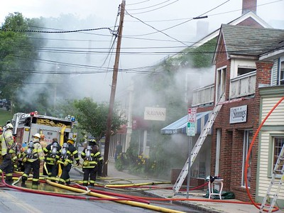 Ipswich - 2nd Alarm, July 2007