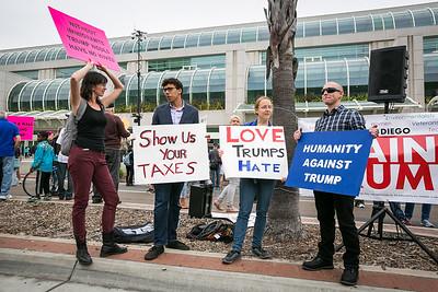 Donald Trump San Diego 2016