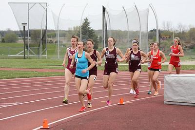 Women's 3000 Meter - 2012 Lyle Bennett Open (jg)