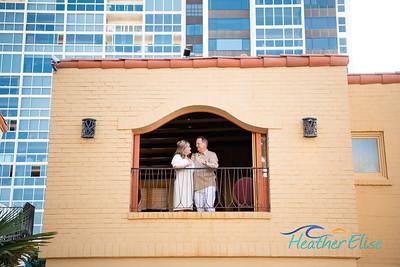David + Helen Eve Wedding | Sneak Peak | La Jolla Beach Wedding