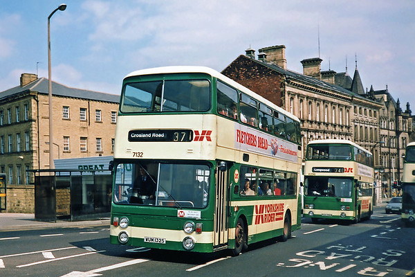 9th May 1991: Huddersfield