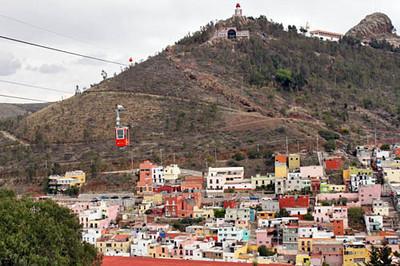 Slideshow - Zacatecas Cable Car to La Bufa