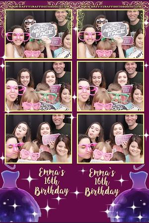 Emma's Sweet 16    6/8/19