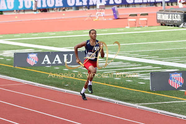 AAU Junior Olympics -- August 5