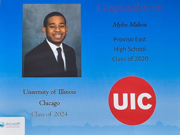 Myles  Mahon High School Graduation 05232020