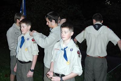Troop Meeting - Sep 30