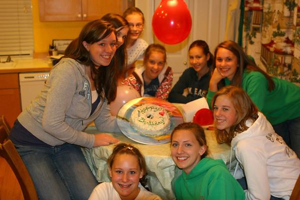 Kristen Turns 15