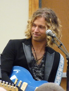 Casey James @ Guitar Town 2017 in Copper Mt., CO.