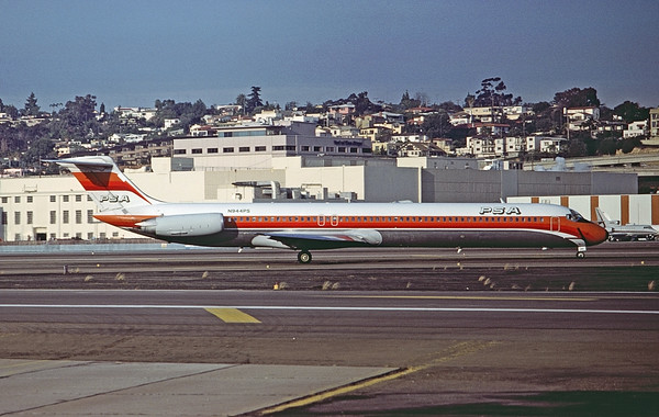 PSA Pacific Southwest Airlines