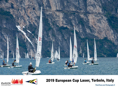 2019 Laser Europa Cup ITA