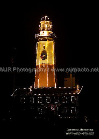 Landscapes, Montauk Lighthouse Lighting 2013