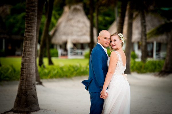 Allison & Neil - Wedding - Belize - 8th of September 2018