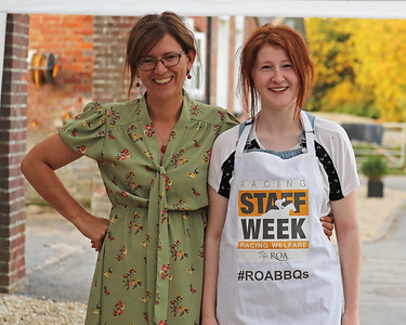 Stable Staff Week BBQ 2018