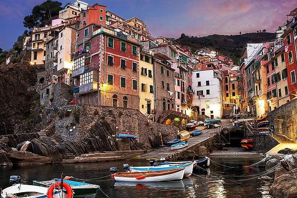 A Night In Capri