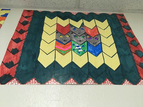 Mr. Braxton's 5/6 Grade Tessellations Class Activity 2018